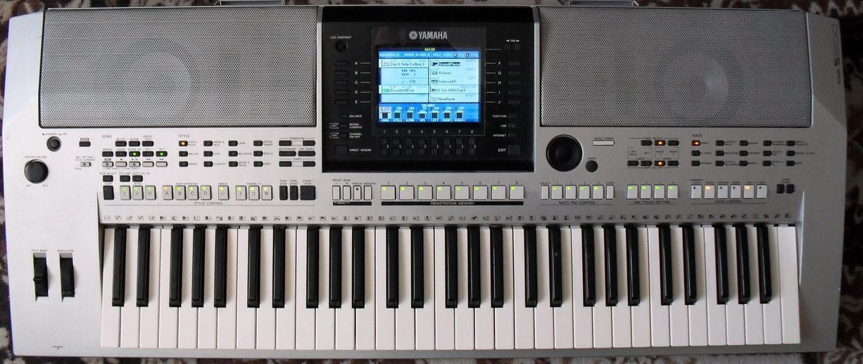 Yamaha psr s900 s vok ln m harmoniz rem for Psr s900 yamaha