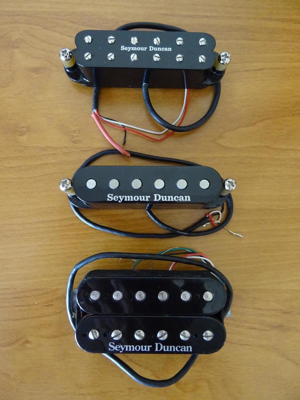 Kytarové snímače