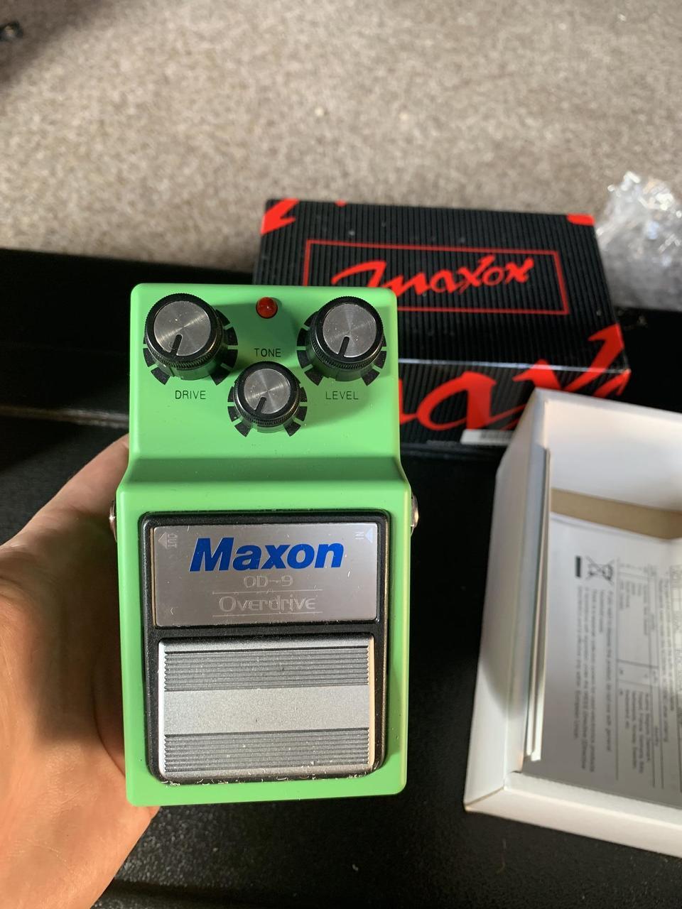Prodám Maxon OD9 Overdrive