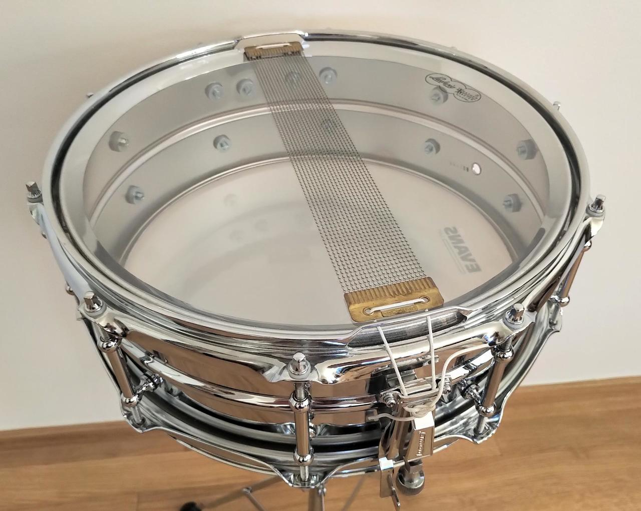 Datování ludwig supraphonic snare bubny